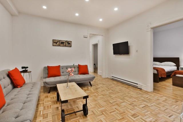 Appartement 4 1/2 à louer Plateau Mont-Royal,Montréal
