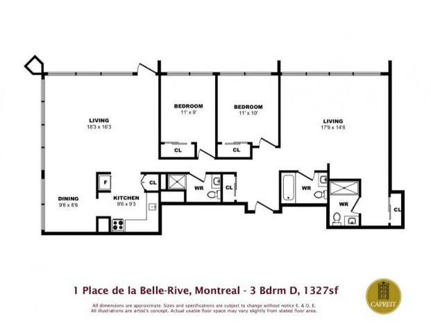Appartements domaine bellerive disponible maintenant laval des rapides 4 1 2 - Appartement a louer par proprietaire ...