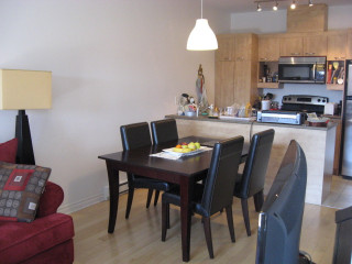BEAUTIFUL 3 1/2 MONTREAL FULLY FURNISHED