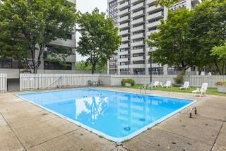 Disponible en Nov Appartements Le Chapdelaine Cite-Universitaire Impeccable 1 1/2