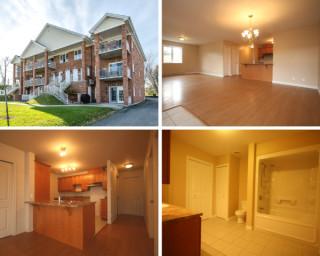Magnifique 4 ½, Juin, 3e étage, Sherbrooke Est