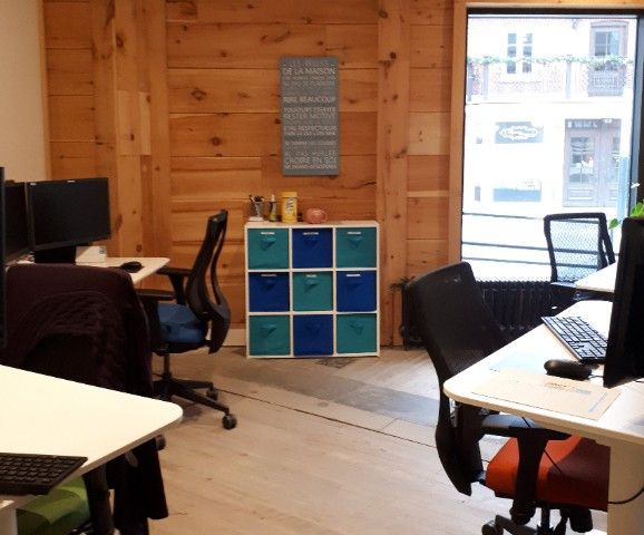 Bureaux professionnels et salles de réunions au Centre-Ville de Victoriaville